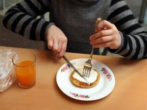 Bus tikrinamas mokyklų bei darželių maistas