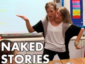Mokytojomis dirbančios Siamo dvynės Abby ir Brittany Hensel