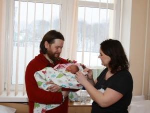 Apie Vilniaus gimdymo namus, pelniusius ne tik palankios naujagimiams ligoninės titulą