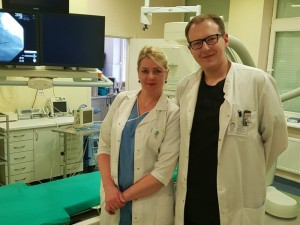 Implantuotas elektrokardiostimuliatorius nuolat gelbsti paciento gyvybę