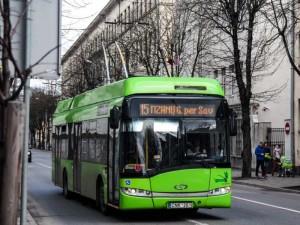 Daugiavaikių šeimų vaikai Kaune viešuoju transportu važiuos nemokamai
