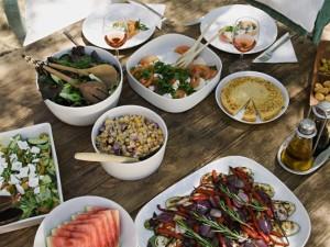 Viduržemio jūros regiono dieta: viskas, kas šviežia