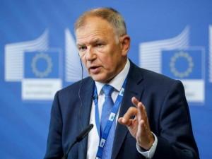 Eurokomisaras V.P.Andriukaitis Seime pristatys EK parengtą Lietuvos iššūkių analizę