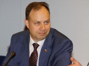 """Ministras A.Veryga: """"Taisyklės organizuojant maitinimą pacientams bus privalomos"""""""