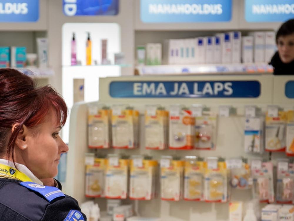 Estijos vaistų rinka pernai augo 4 proc.
