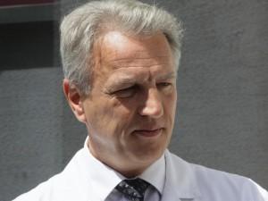 K.Strupas laimėjo konkursą į naujas vadovaujamas pareigas Santaros klinikose