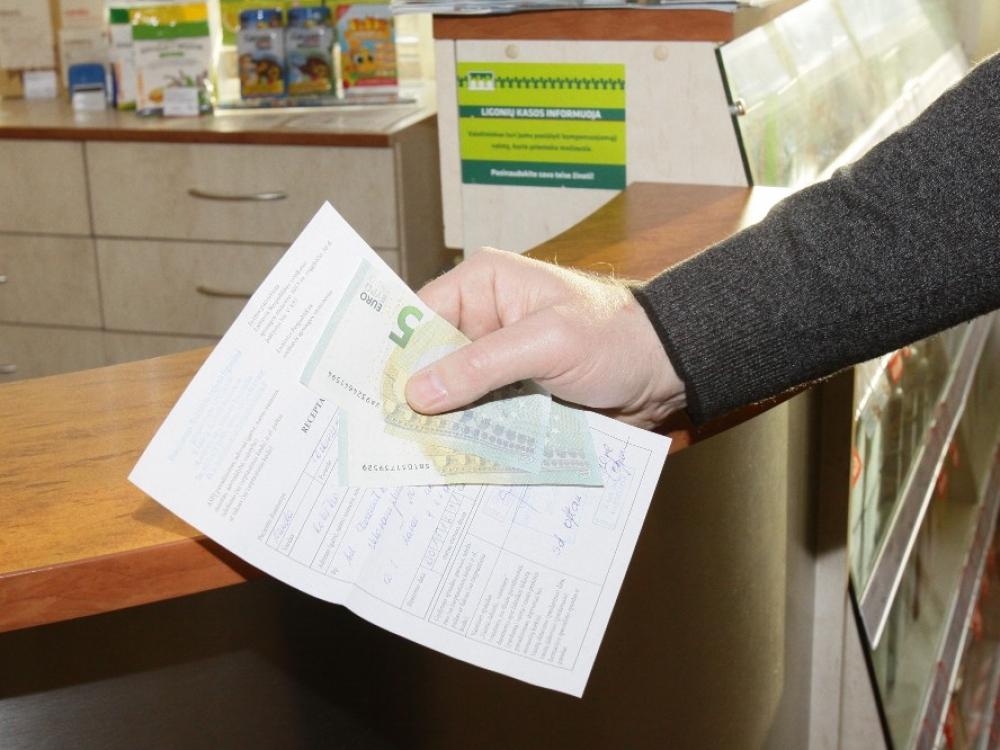 Ligoninių vaistinėse vaistus parduoti siūloma ir gyventojams