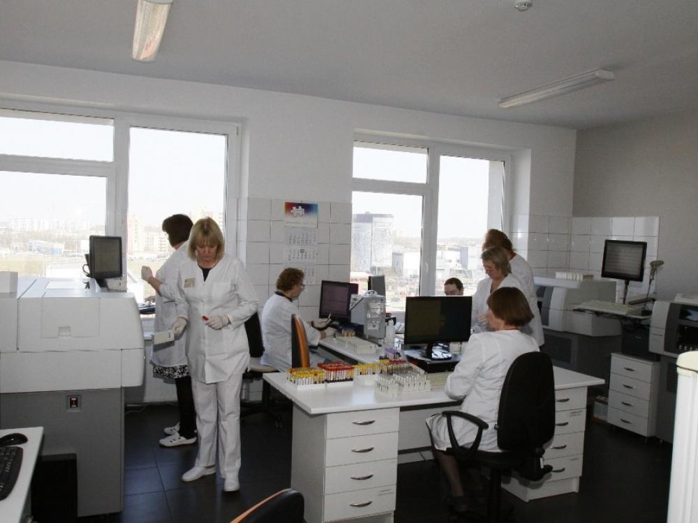 Kauno miesto poliklinika optimizavo laboratorijos veiklą ir išplėtė tyrimų spektrą