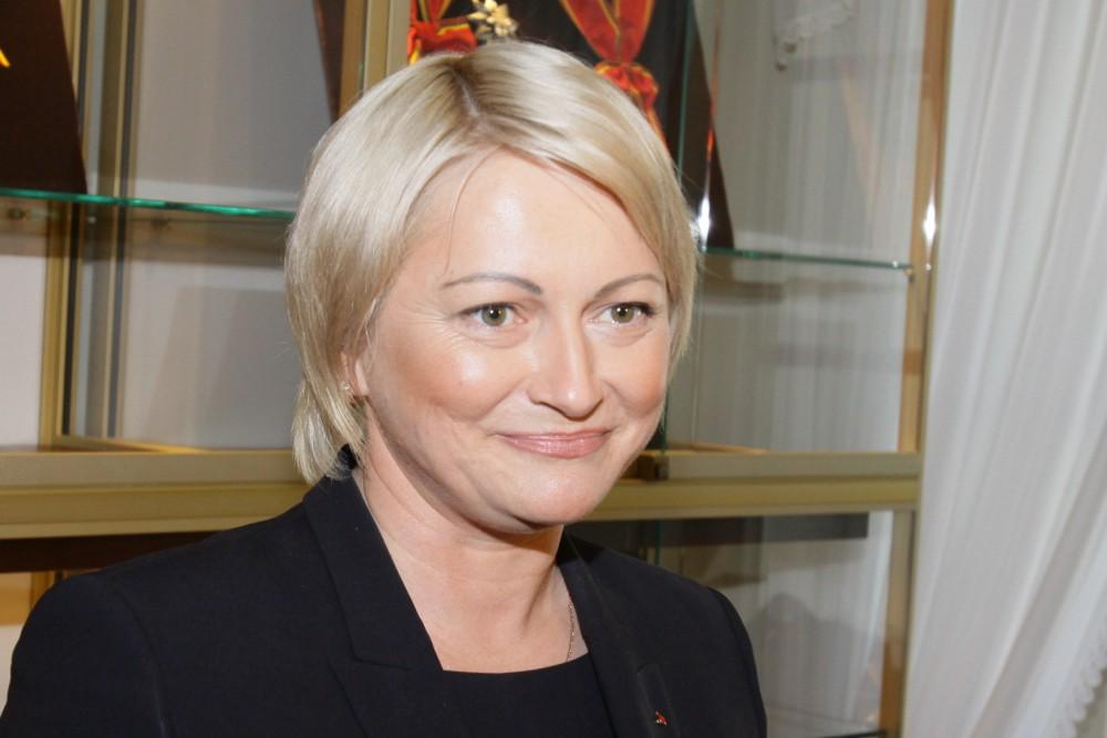 Joana Bikulčienė traukiasi iš pareigų