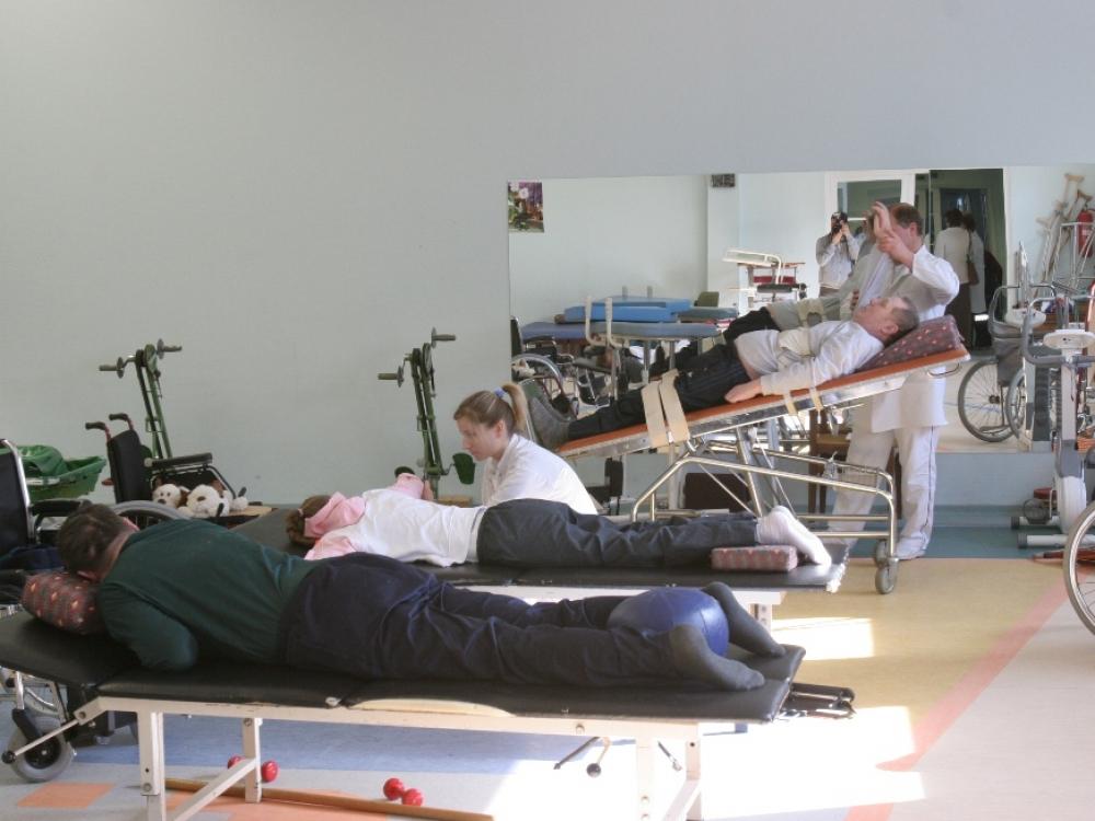 Reabilitacija – ne tik traumoms gydyti, bet ir lėtiniams skausmams mažinti