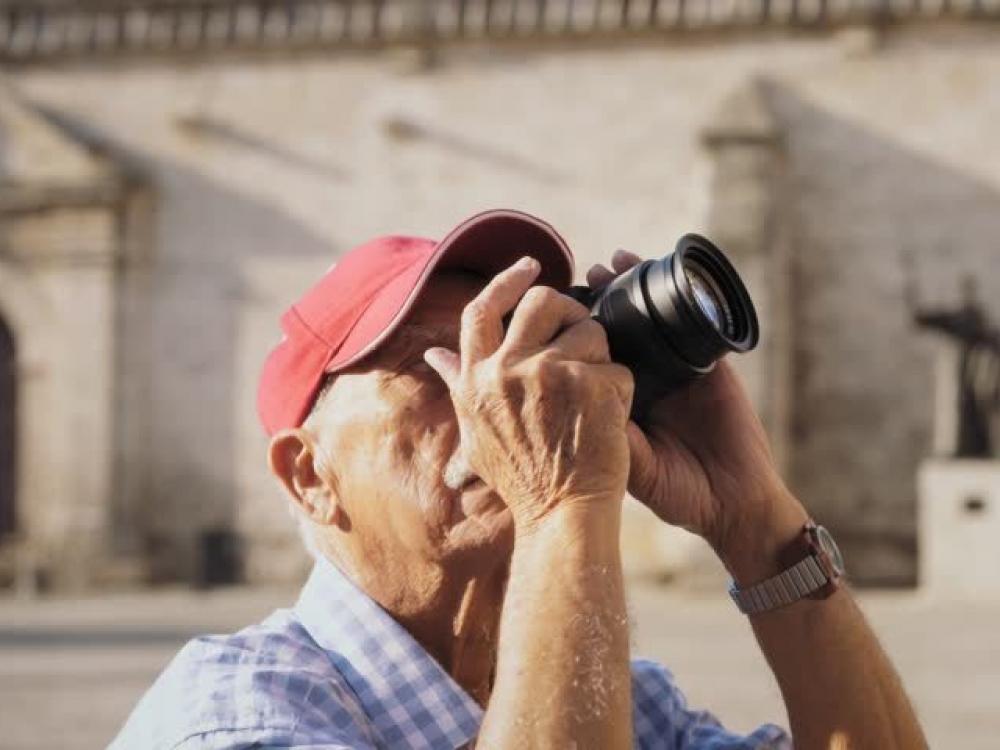 Amžius keliauti – ne riba