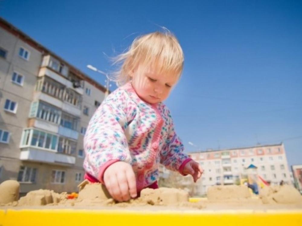 Kada smėlio dėžės – ne vieta žaisti vaikams