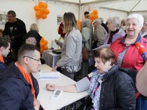 Vilniuje ir Kaune - renginiai skirti širdies nepakankamumo problemai
