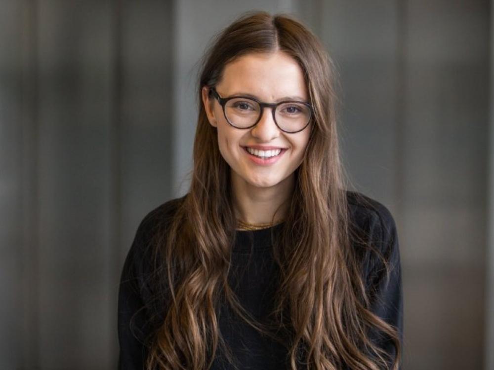 Ieva Zasimauskaitė: vyresnis žmogus yra gražesnis negu jaunas