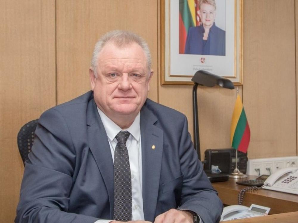 Vyriausybės kancleris žada rudenį pristatyti ministerijų miestelio planą