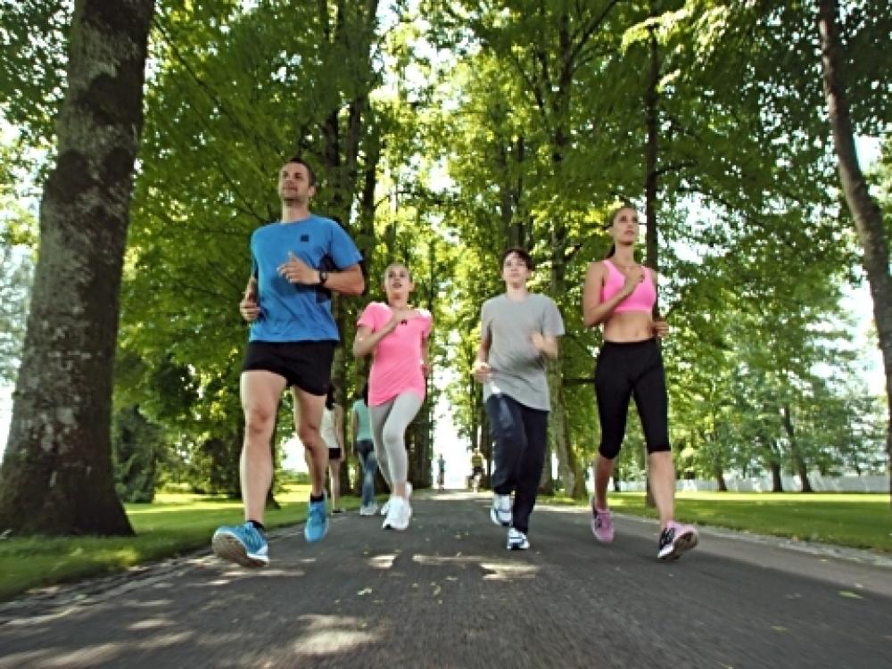 sveikatos pirmasis širdies ėjimas bėgimas išgydys hipertenziją