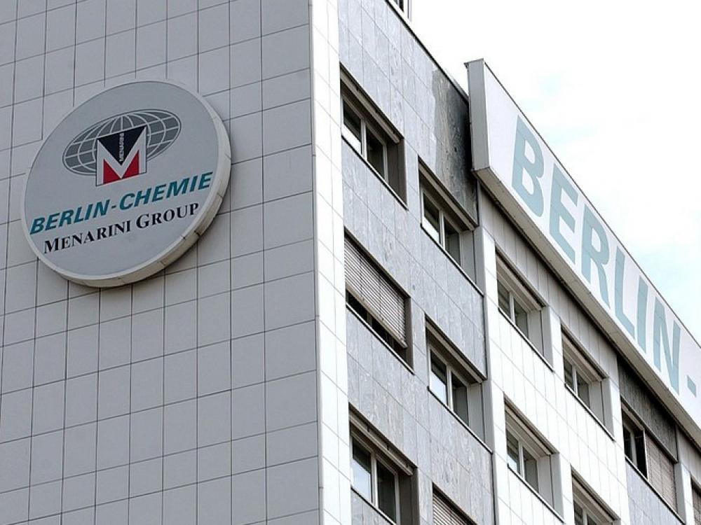 """""""Berlin Chemie Menarini Baltic"""" šiemet planuoja gauti 51 mln. eurų pajamų"""