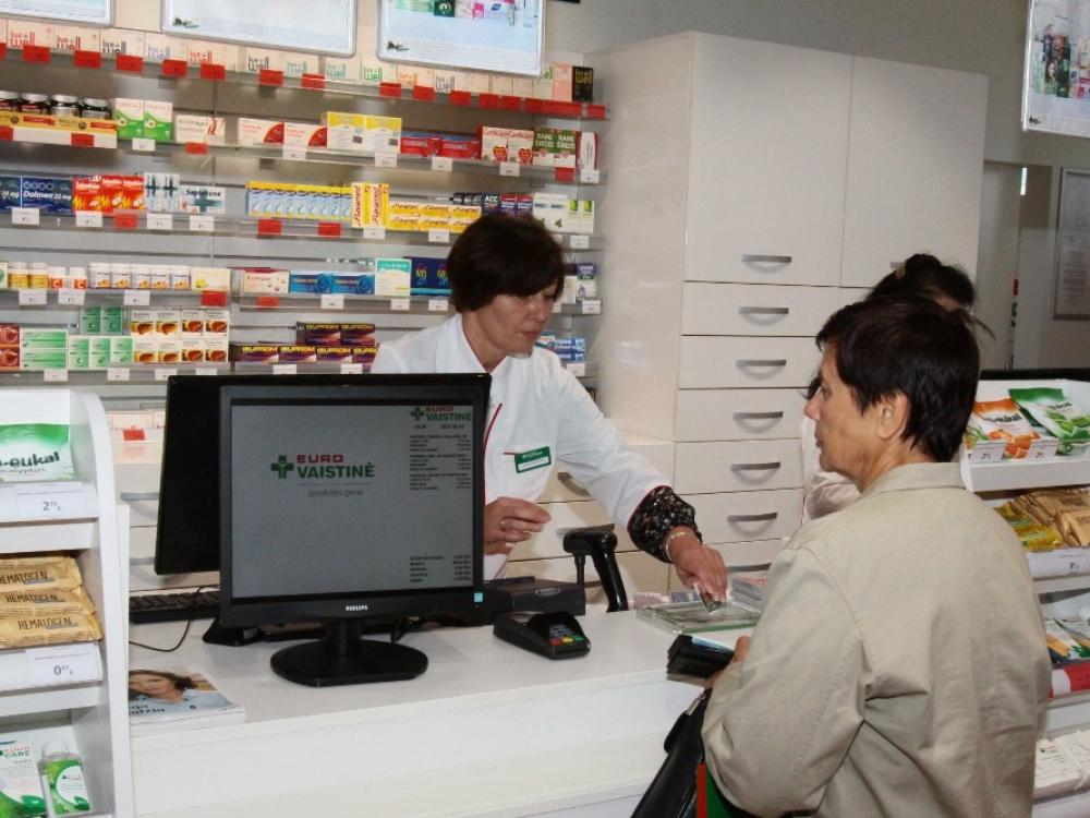 Seimas spręs dėl vaistinių skaičiaus ribojimo