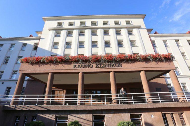 Kauno klinikose – 6,5 mln. eurų vertės įranga gydyti sunkias ligas