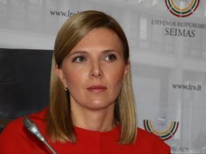 """A.Bilotaitė: """"Abejonės dėl Klaipėdos universitetinės ligoninės medikų galimai aplaidaus darbo turi būti išsklaidytos"""""""