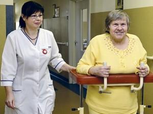 Klaipėdos medicininės slaugos ligoninė: sunkiems ligoniams – nepriekaištinga priežiūra ir personalo širdžių šiluma