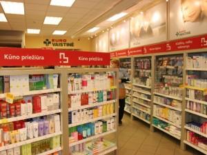 Seimas leido po vienu stogu kurtis kelioms vaistinėms