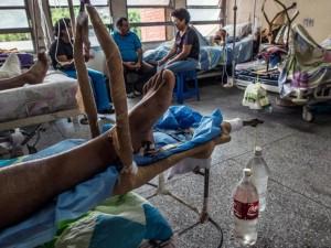 Krizė Venesueloje: vaistus perka juodojoje rinkoje