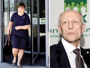 Valstybinė ligonių kasa su dviem galvom. Kurią kirs?