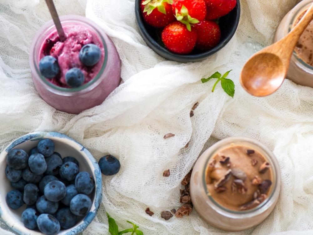 Naminiai ledai: vos iš vieno ingrediento