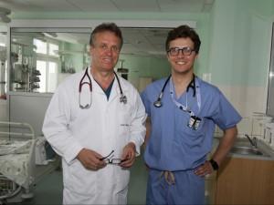 Garsūs medikai: tėvystė sunkiau nei profesija