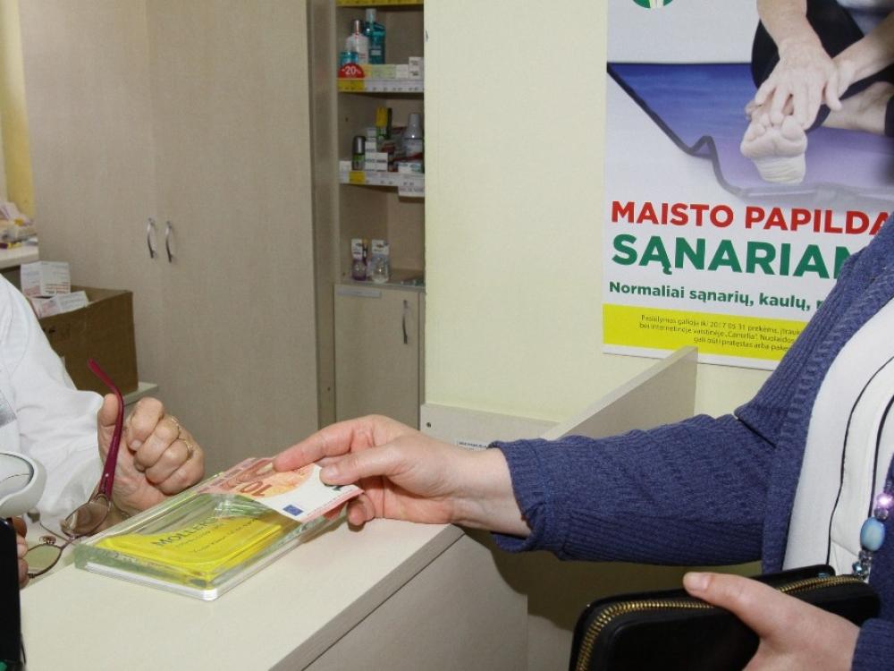Vaistinėse per mėnesį neapsilankė nė vienas slaptas pirkėjas