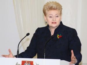 Pasaulio politikos lyderės susirinko Vilniuje