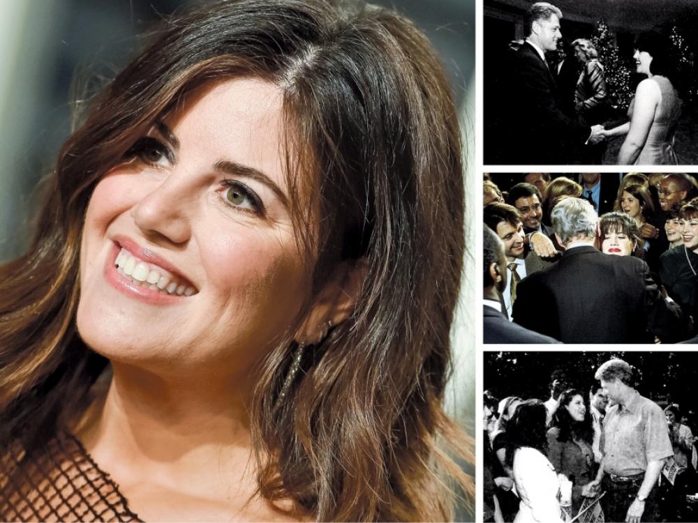 Monica Lewinsky: #BeStrong