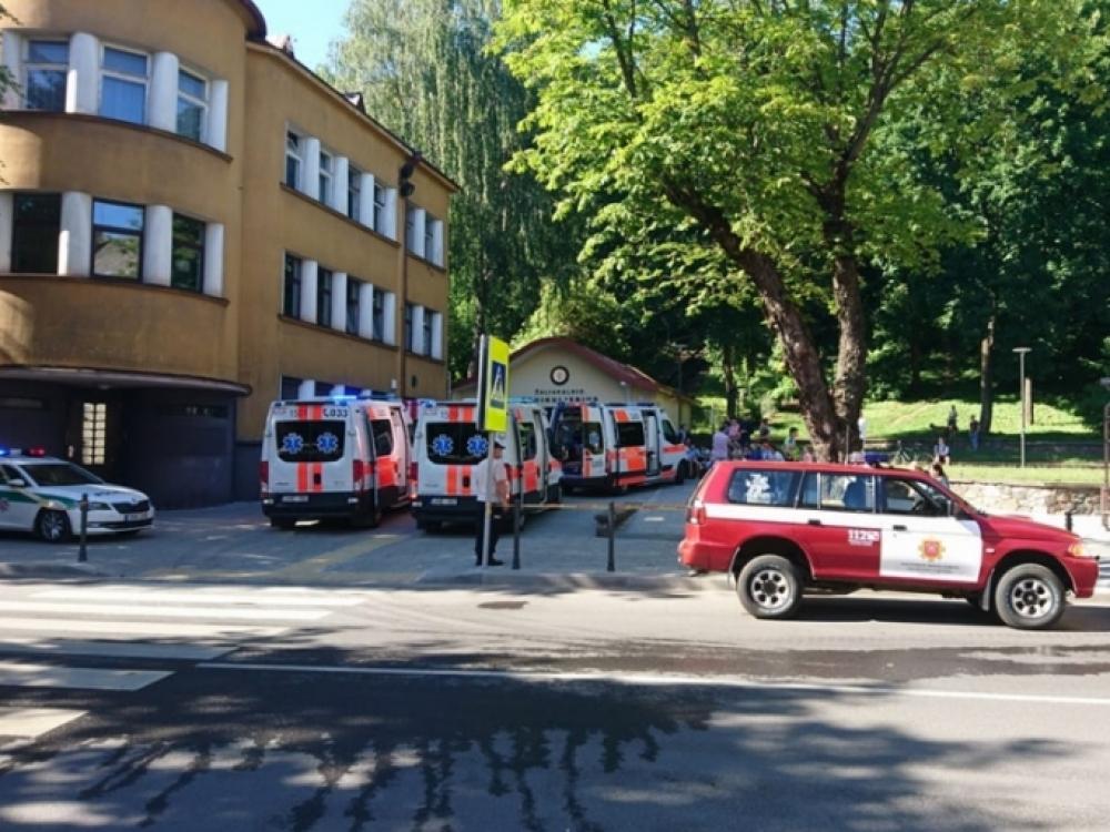 Nelaimę Kauno Žaliakalnio funikulieriuje svarstys Ekstremalių situacijų komisija