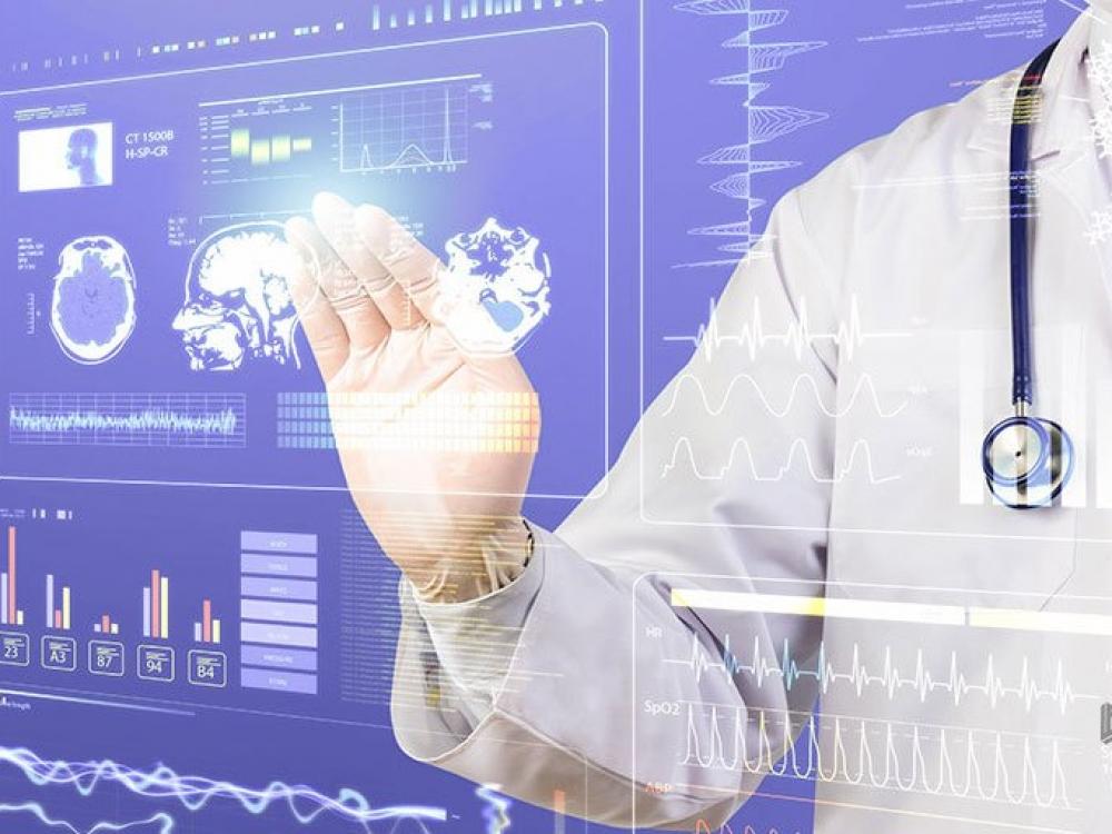 """Technologija """"Blockchain"""" veržiasi į sveikatos sistemą"""