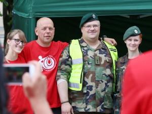 Neatlygintinos kraujo donorystės turas po Lietuvą per tris dienas surinko apie 350 donorų