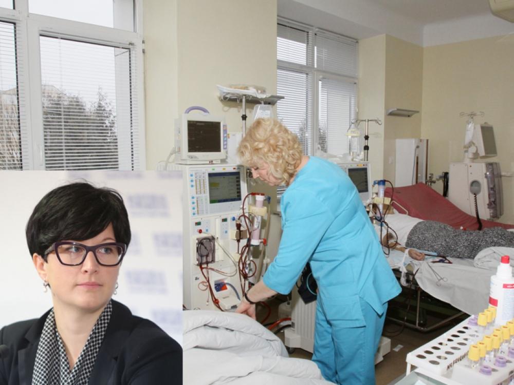 Gydymo įstaigų reforma gali dar pailginti pacientų eiles