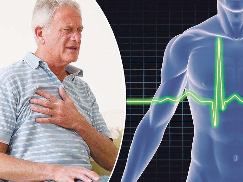 Kaip suderinti: karštas oras ir širdies veikla?