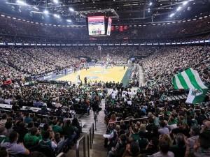 Kauno Žalgirio arenoje galimai diskriminuojami neįgalieji