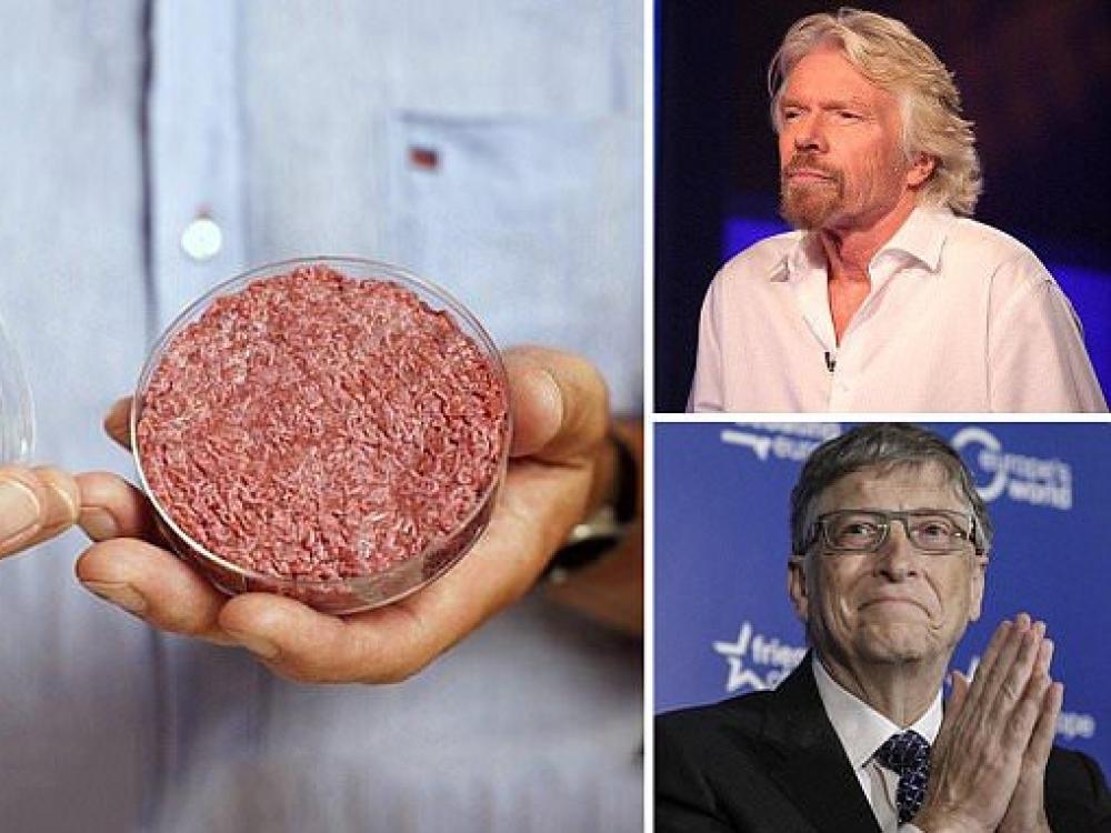 Ateities maistas – iš mėgintuvėlio?