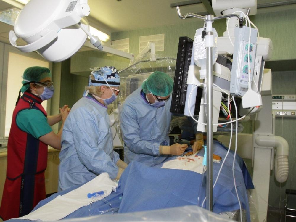 Klaipėdos jūrininkų ligoninė plečia širdies ligų gydymo galimybes