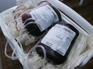 Ligoninėse išseko A (II) grupės kraujo atsargos