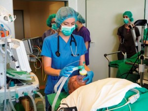 Jau dirba naujos kartos aukšto dažnio plaučių ventiliacijos sistema