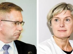 Konkursų rezultatus aiškinasi teismas