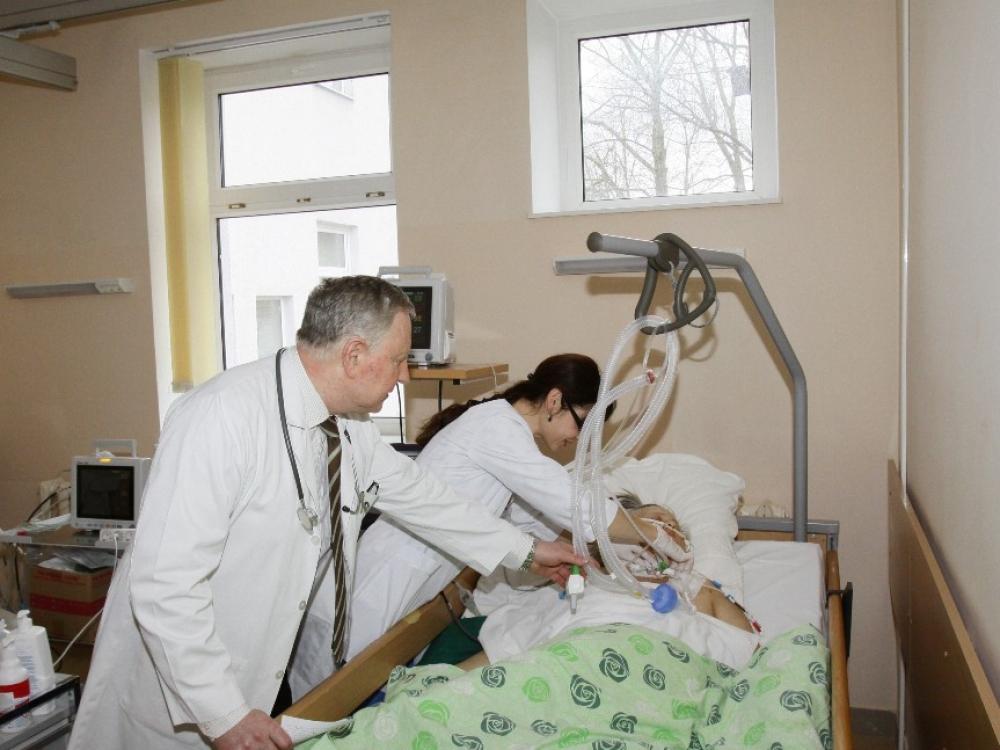 visos širdies sveikatos ir slaugos namuose
