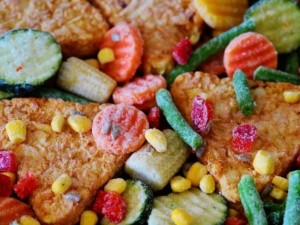 Į Lietuvą tiektos listerija užkrėstos šaldytos daržovės išimamos iš rinkos