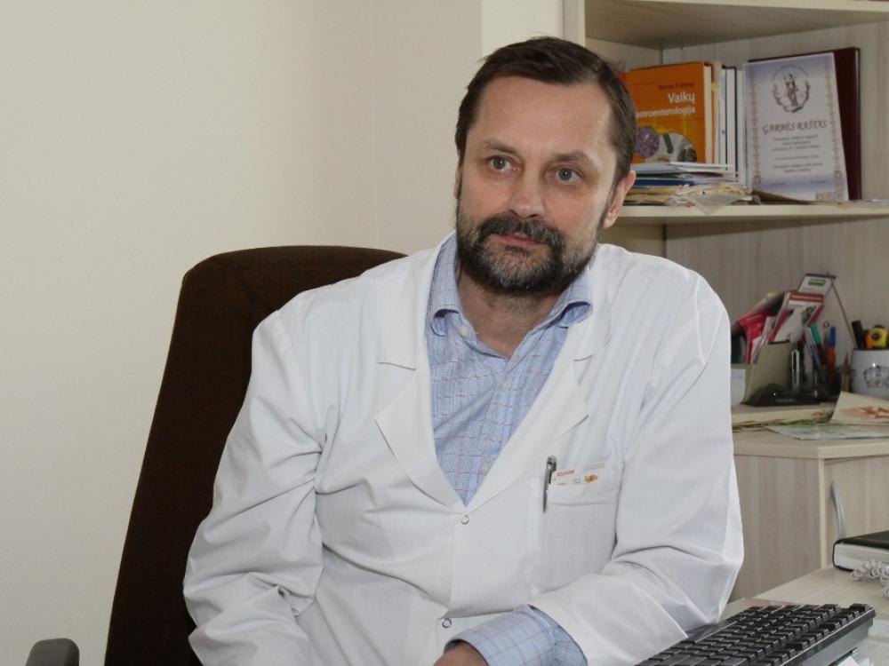 """Vaidotas Urbonas: """"Geriausias daktaras esi tų ligų, kuriomis pats sirgai"""""""