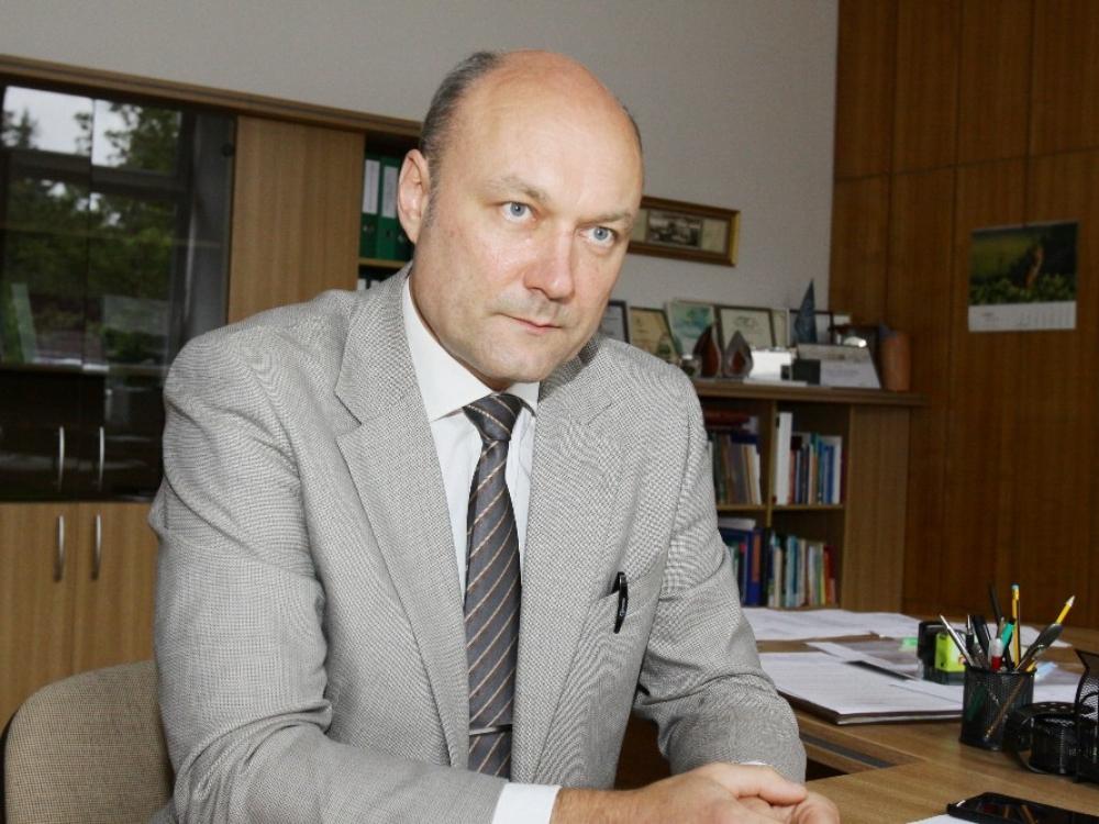 VšĮ Respublikinės Vilniaus psichiatrijos ligoninės vadovo konkursą laimėjo prof. Arūnas Germanavičius