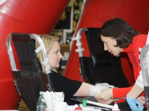 Telkiami donorai: ligoninėse trūksta retos grupės kraujo