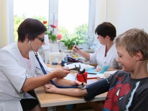Vaikų sveikatos patikra rūpintis siūlo rugpjūtį